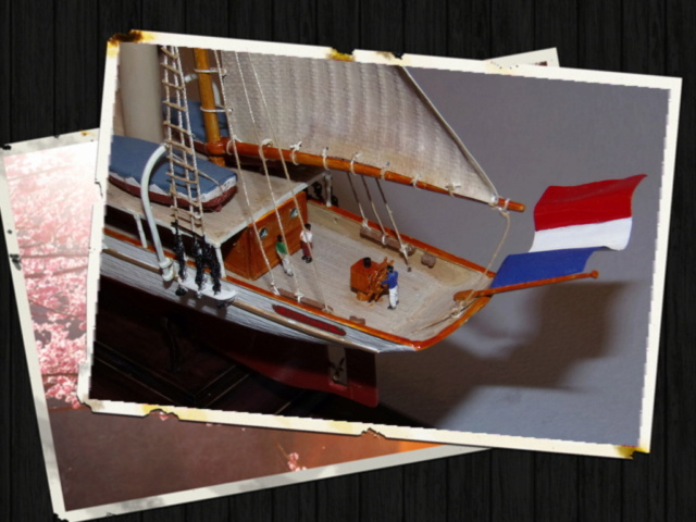 Yacht Fauvette (Heller 1/200°) par yann 100_1558