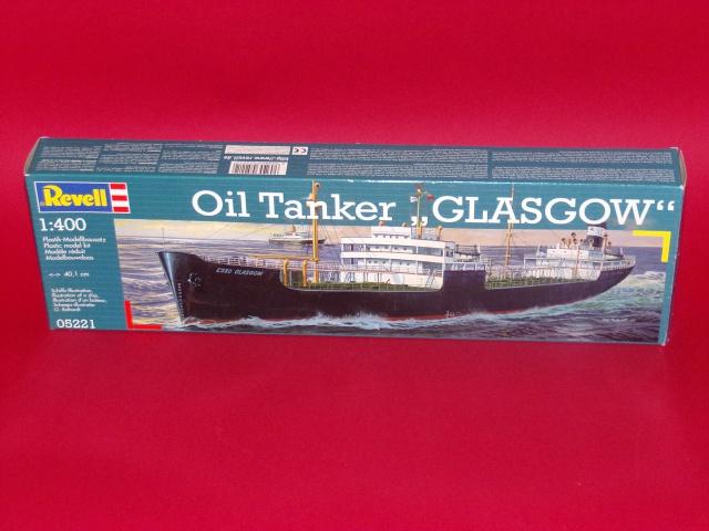 """[Revell] Oil Tanker """"GLASGOW"""" 23092110"""