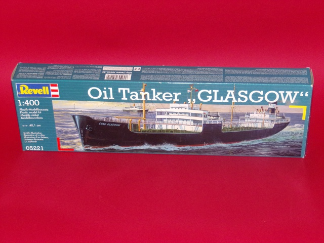 "[Revell] Oil Tanker ""GLASGOW"" - Page 3 23092111"