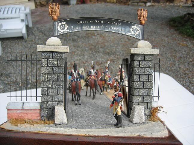 Le cheval anglais offert au Colonel Christophe - 1813 25-rcv26