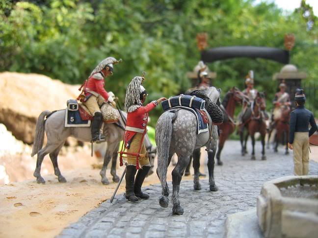 Le cheval anglais offert au Colonel Christophe - 1813 25-rcv28