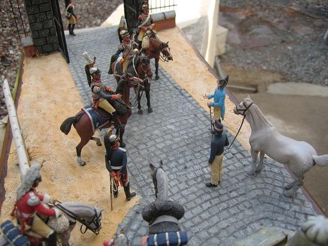 Le cheval anglais offert au Colonel Christophe - 1813 25-rcv30