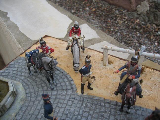 Le cheval anglais offert au Colonel Christophe - 1813 25-rcv31