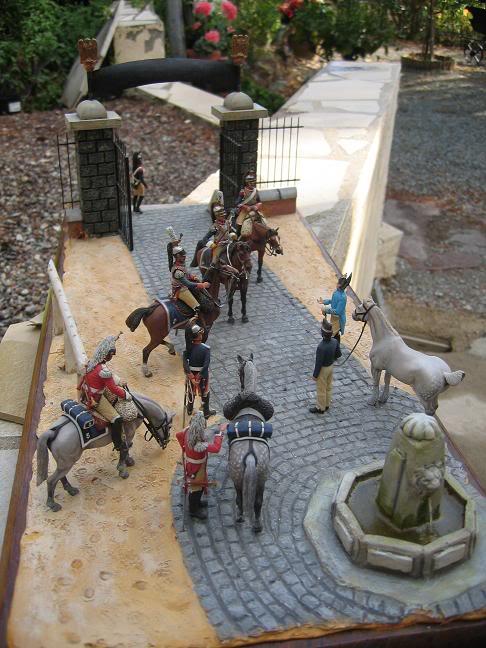 Le cheval anglais offert au Colonel Christophe - 1813 25-rcv32