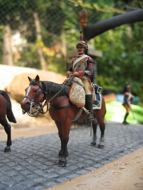 Le cheval anglais offert au Colonel Christophe - 1813 25-rcv35