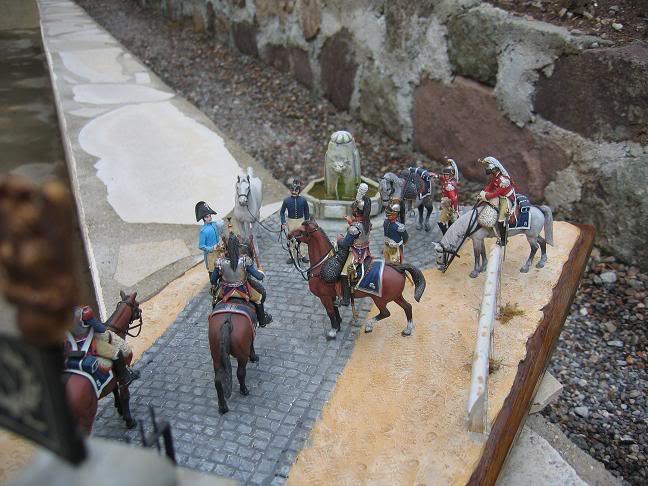 Le cheval anglais offert au Colonel Christophe - 1813 25-rcv36