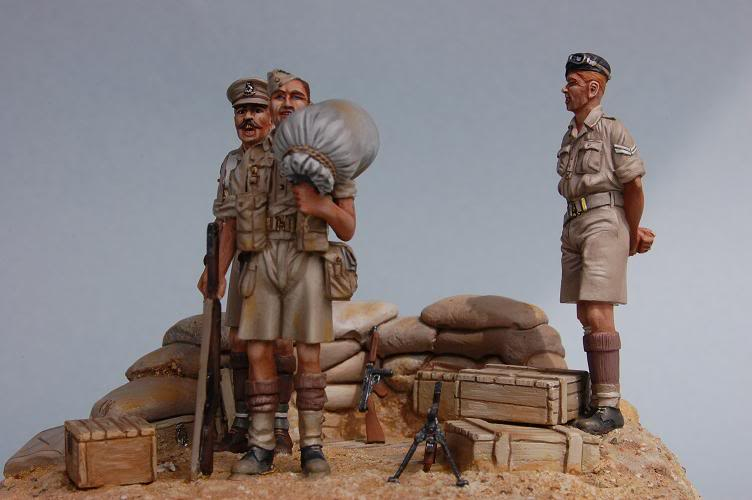 Les figurines de ma femme (7) - Chota Sahib - 54mm 25leco12