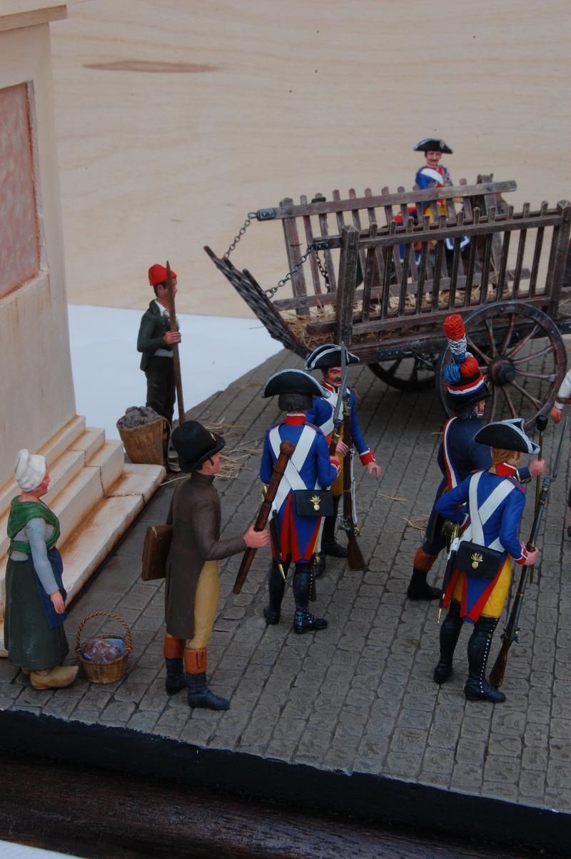 3 Floréal An II de la République (22 avril 1794) - Historex - 1/32e 40-3_152