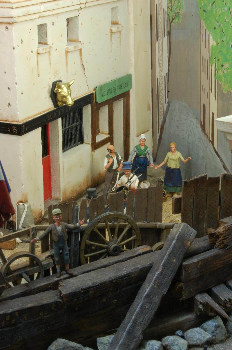 Les Trois Glorieuses - Juillet 1830 40-dio16