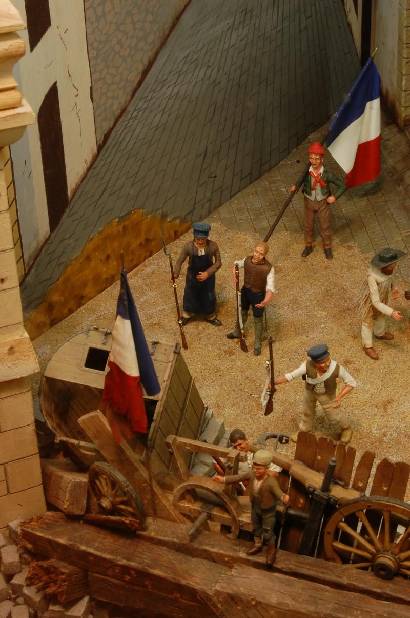 Les Trois Glorieuses - Juillet 1830 40-dio24