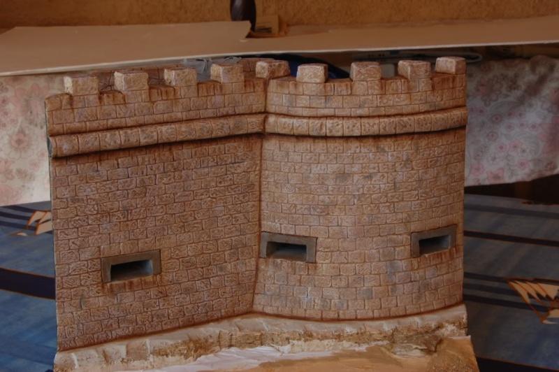 De Tobruk à El Alamein - Octobre 42 - Maquettes Tamiya et Italeri - Figurines MK35 - 1/35e Fortit10
