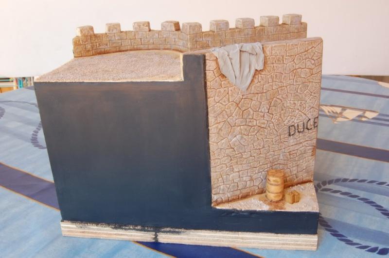 De Tobruk à El Alamein - Octobre 42 - Maquettes Tamiya et Italeri - Figurines MK35 - 1/35e Fortit12