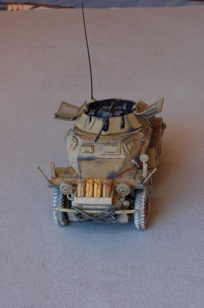 De Tobruk à El Alamein - Octobre 42 - Maquettes Tamiya et Italeri - Figurines MK35 - 1/35e Fortit13