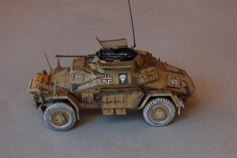 De Tobruk à El Alamein - Octobre 42 - Maquettes Tamiya et Italeri - Figurines MK35 - 1/35e Fortit14