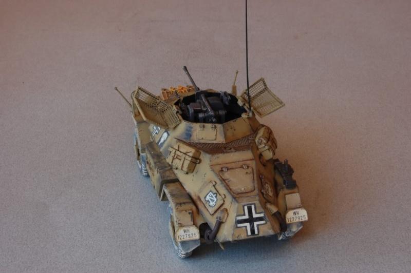 De Tobruk à El Alamein - Octobre 42 - Maquettes Tamiya et Italeri - Figurines MK35 - 1/35e Fortit15