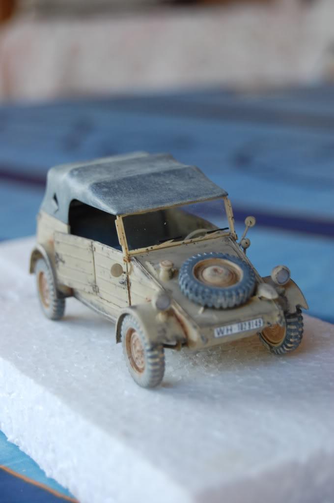 De Tobruk à El Alamein - Octobre 42 - Maquettes Tamiya et Italeri - Figurines MK35 - 1/35e Mursen11