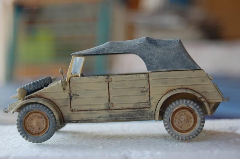 De Tobruk à El Alamein - Octobre 42 - Maquettes Tamiya et Italeri - Figurines MK35 - 1/35e Mursen12