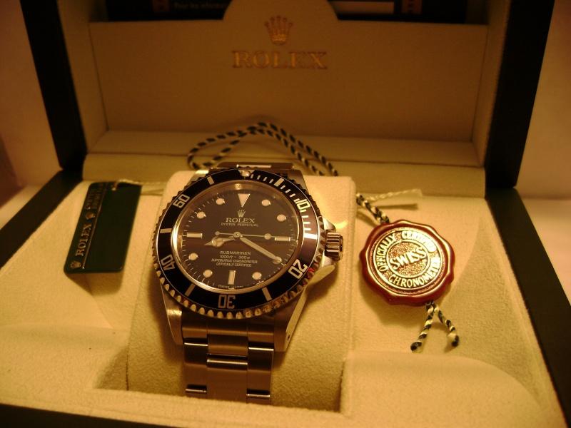 ROLEX GMT MASTER II ou ULYSSE NARDIN DUAL TIME 42 MM ? Dsc00111