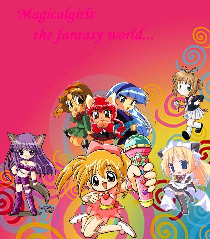 Fórum Magical Girls