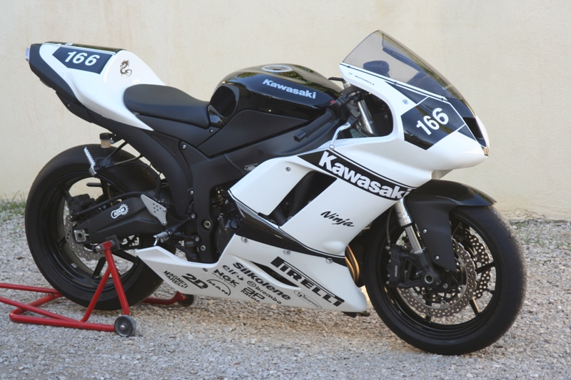 Roulage Castellet avec First on track 6r-211