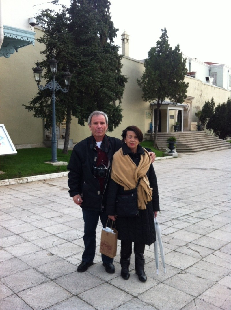 Visite d' Istanbul - Page 2 Photo122