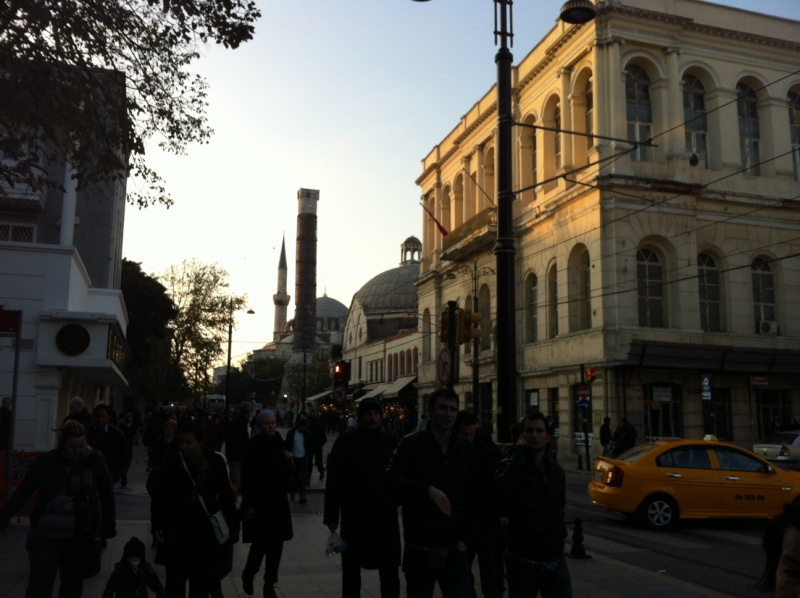 Visite d' Istanbul - Page 2 Photo219