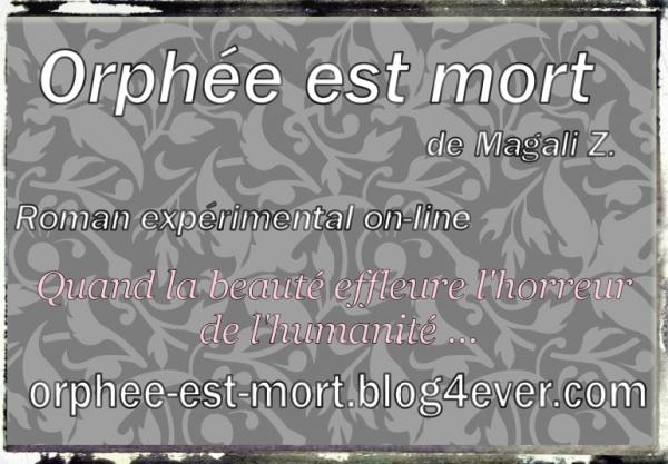 Orphée est mort - Roman on-line L_010710