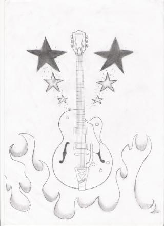 Mes dessins - Page 4 Tatoua13