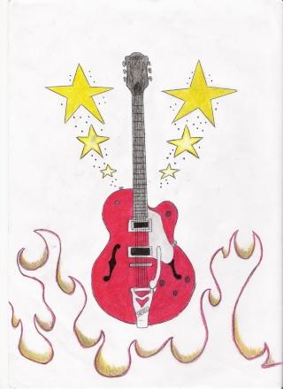 Mes dessins - Page 4 Tatoua14