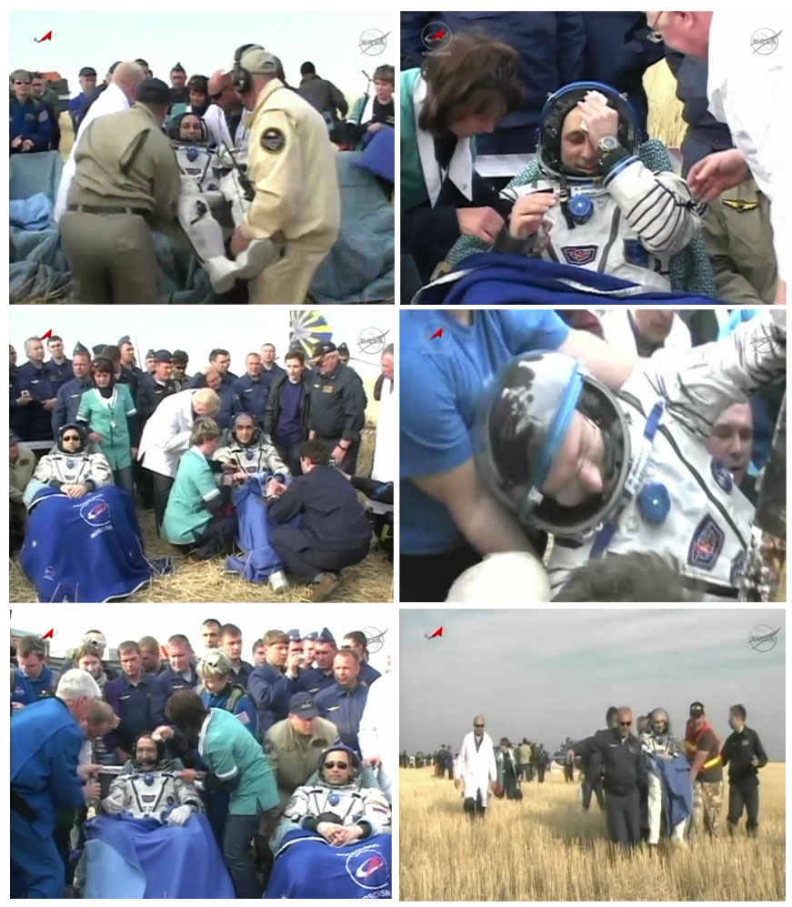 Retour de Soyouz TMA-22 le 27 avril 2012 - Page 2 Aaa66