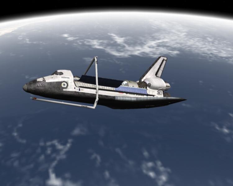 [Sim Orbiter] Vol C31 C031_041