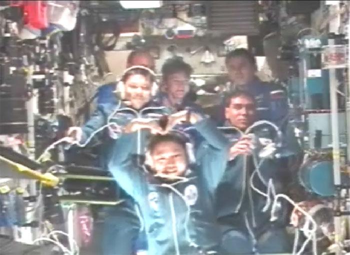Expedition 17 / Soyuz TMA-12 - Page 6 Coeur10