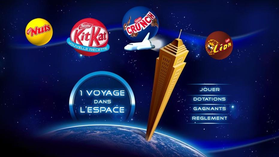 Gagnez un voyage dans l'espace Concou10