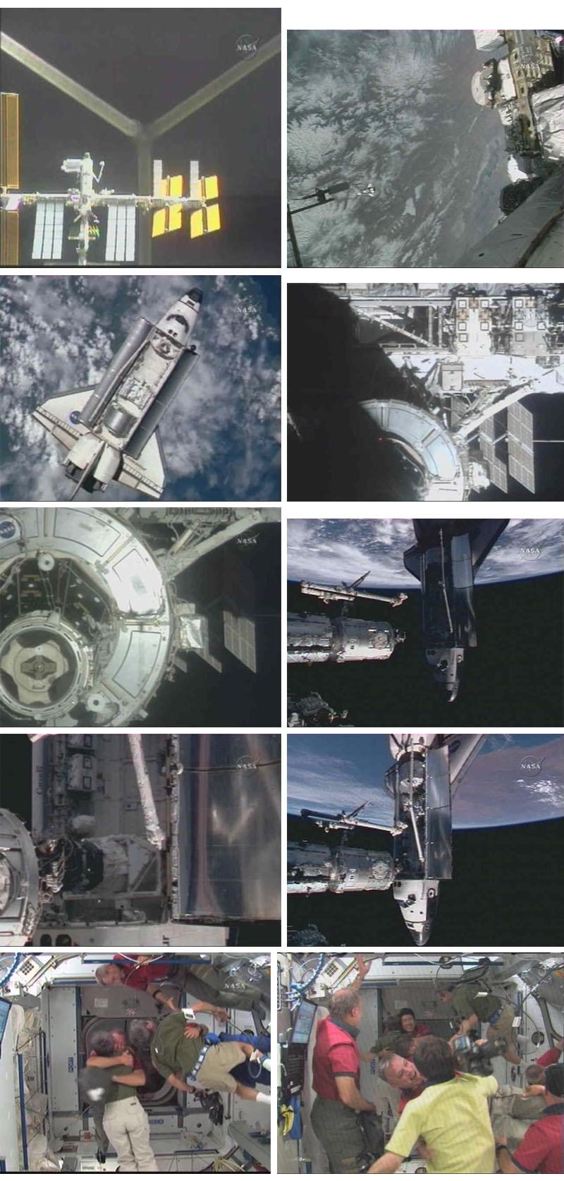 [STS123] Docking Dockin10