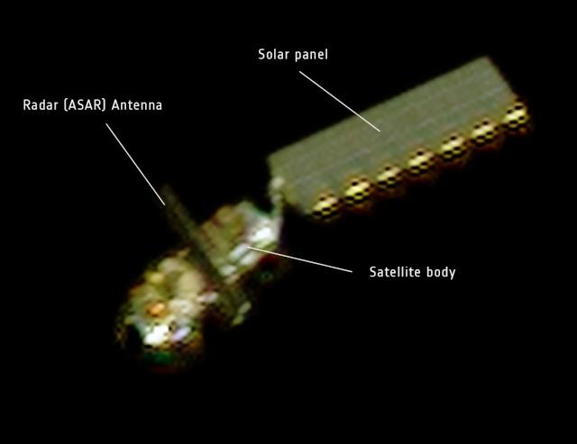 ENVISAT: futur débris spatial de 8 tonnes - Page 2 Pleiad13