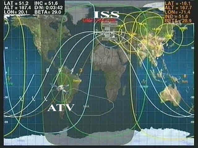 [STS-123 / ISS1J/A] EVA2 Tablea10