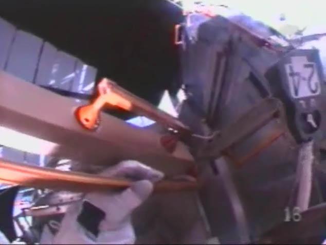 [STS-124 / ISS 1J] : EVA 1 Temp226