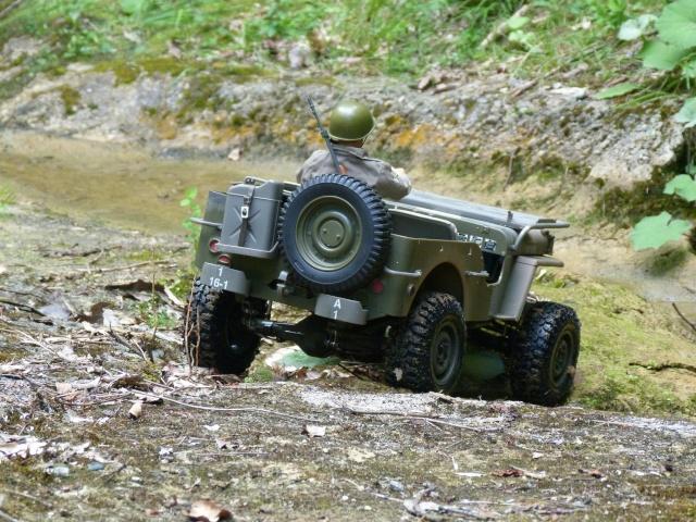 jeep willys en travaux......dans le 31 P1000915