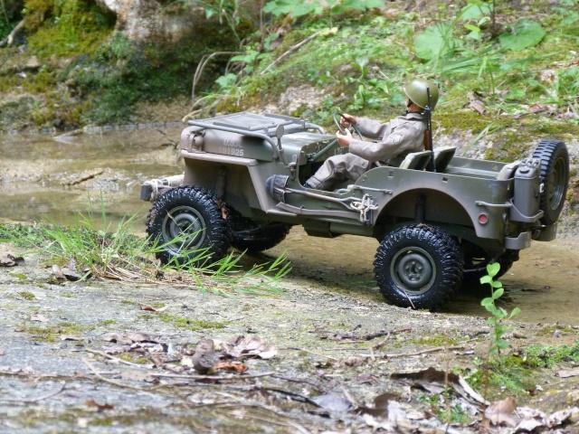 jeep willys en travaux......dans le 31 P1000916