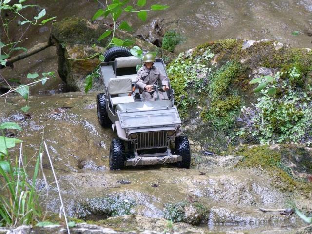 jeep willys en travaux......dans le 31 P1000920