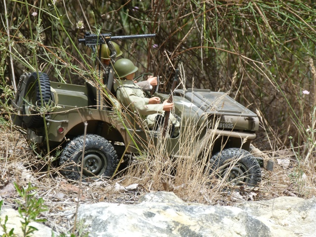 jeep willys en travaux......dans le 31 P1010010