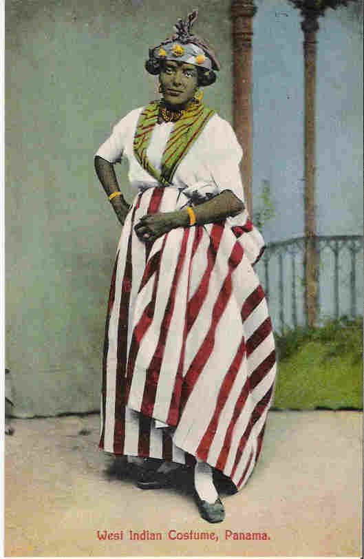 Colorisation des cartes postales Panama11