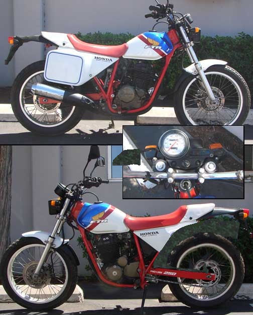 Honda FTR Forsal10