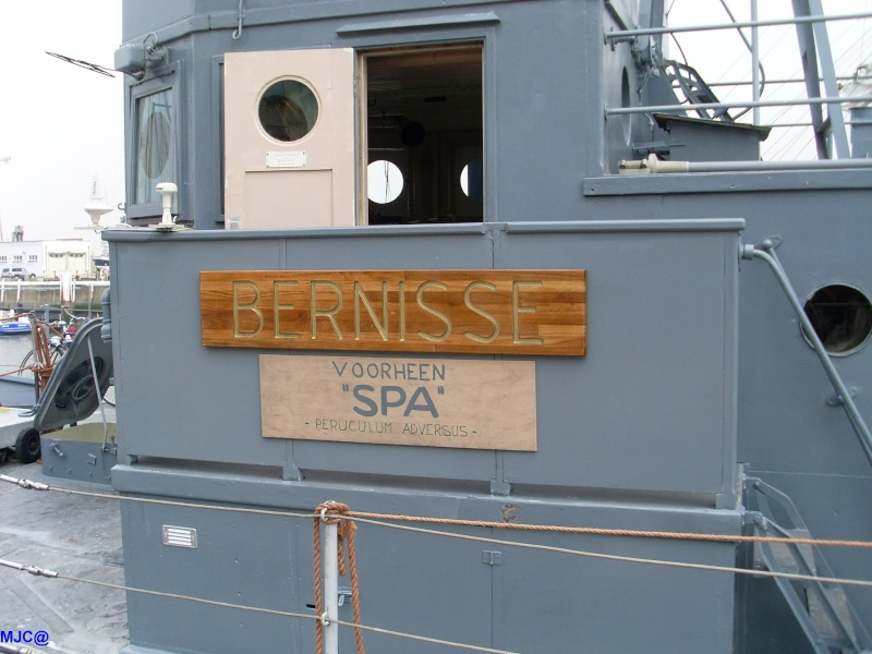 "BERNISSE (ex SPA ""Dragueur de mines côtier"") Chang_14"