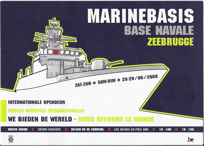 Zeebrugge : Opendeur - Portes Ouvertes - Navy Days - Page 5 Numeri10
