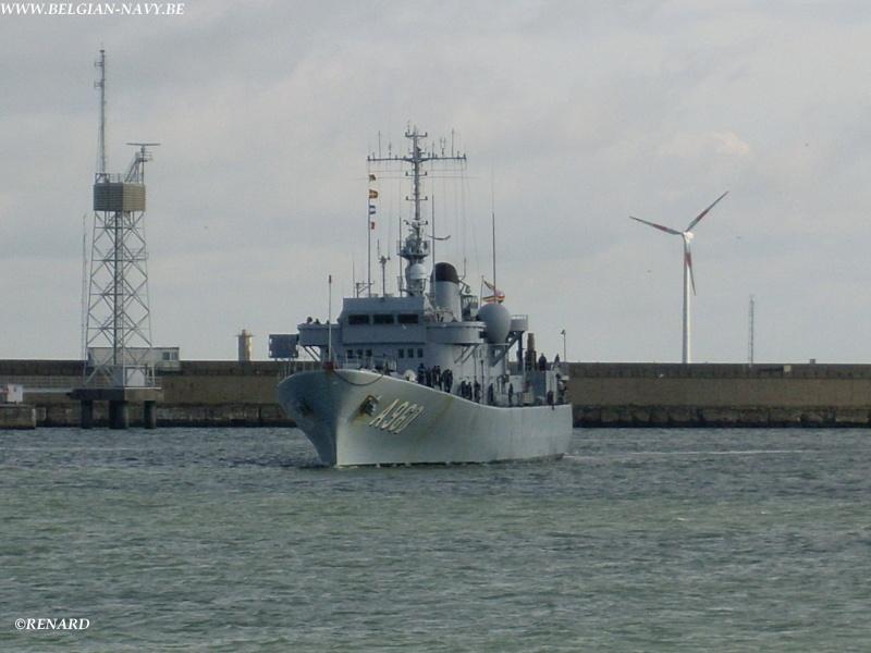 Portes ouvertes 2011 - Navy Days Zeebrugge 2011   - Page 2 Sl374231
