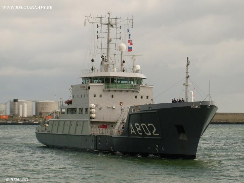 Portes ouvertes 2011 - Navy Days Zeebrugge 2011   - Page 2 Sl374247