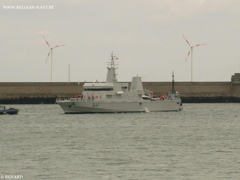 Portes ouvertes 2011 - Navy Days Zeebrugge 2011   - Page 2 Sl374254