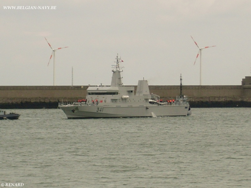 Royal Moroccan Navy OPV-70 / Classe Bir Anzarane Sl374254
