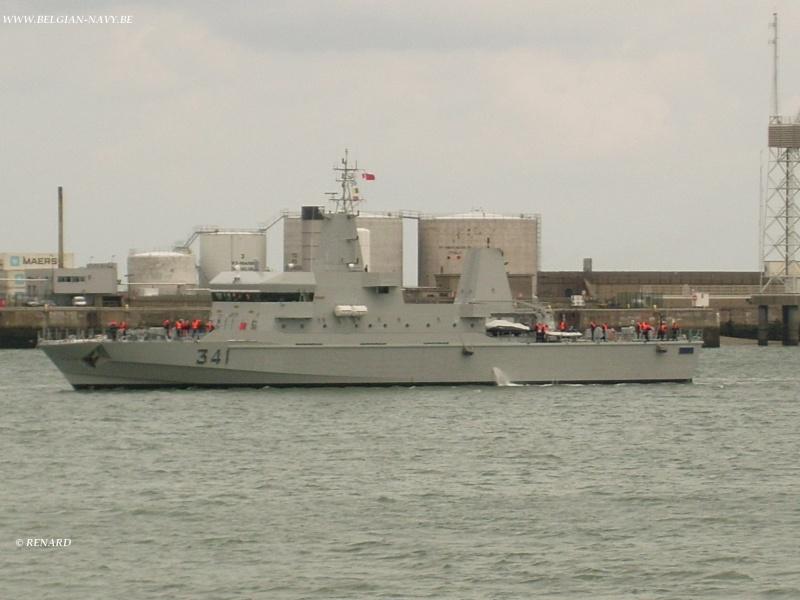 Royal Moroccan Navy OPV-70 / Classe Bir Anzarane Sl374255